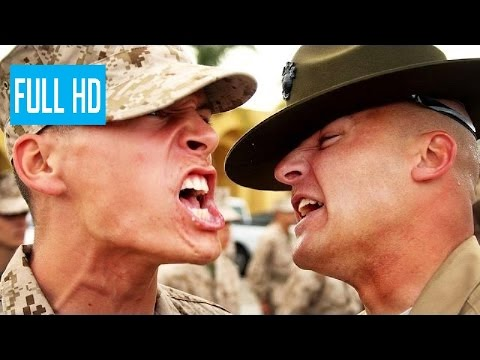 Marine Recruit Depot San Diego Boot Camp 2016 - USMC Recruit Training 2017
