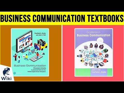 10 Best Business Communications Textbooks 2019