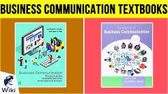 10 Best Business Communications Textbooks 2019