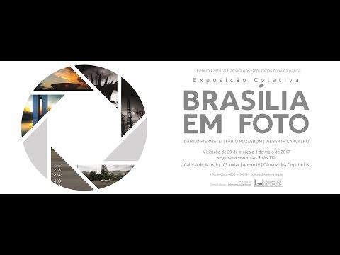 Exposição coletiva Brasília em Foto