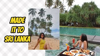 Made it to SRI LANKA | Food, Luxury Retreat and Much More | Cherry Vlogs