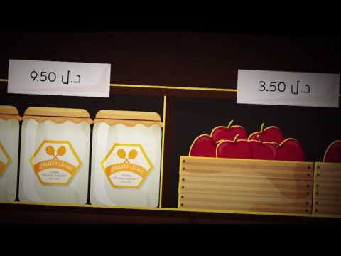 don't Sell your Visa - Libya bank campaign - ICON MOTIONGRAPHICS