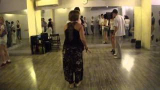 Танцы: бачата видео,соло. Bachata dancing video.