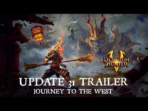 Dungeon Hunter 5 - Update 31 Trailer