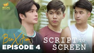 BEN X JIM | The Third Party - Script To Screen | Regal Entertainment Inc.