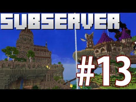 Subserver 13: Epické stavby u Veveho 😲