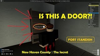 New Haven County | Fort Standish | Geheime Passage | RIESIGES UPDATE | (ROBLOX)