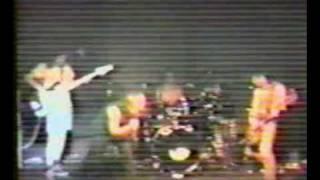 Th Inbred Live Morgantown, West Virginia Sept 6, 1985
