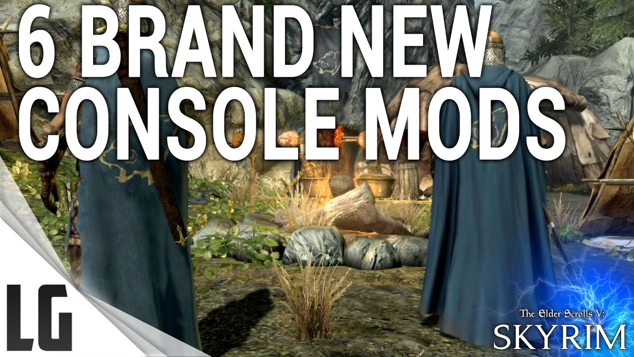 6 BRAND NEW Console Mods 96 - Skyrim Special Edition (XBOX/PS4/PC)