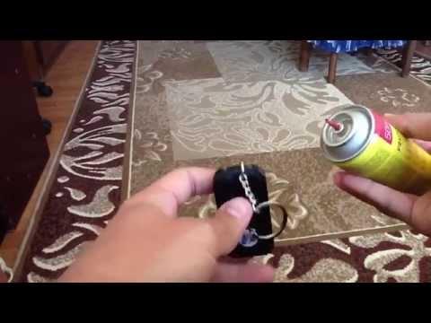 Как правильно заправлять газовую зажигалку