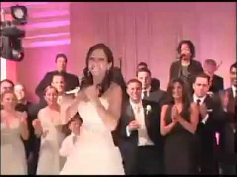 Funny First Wedding Dance Surprise
