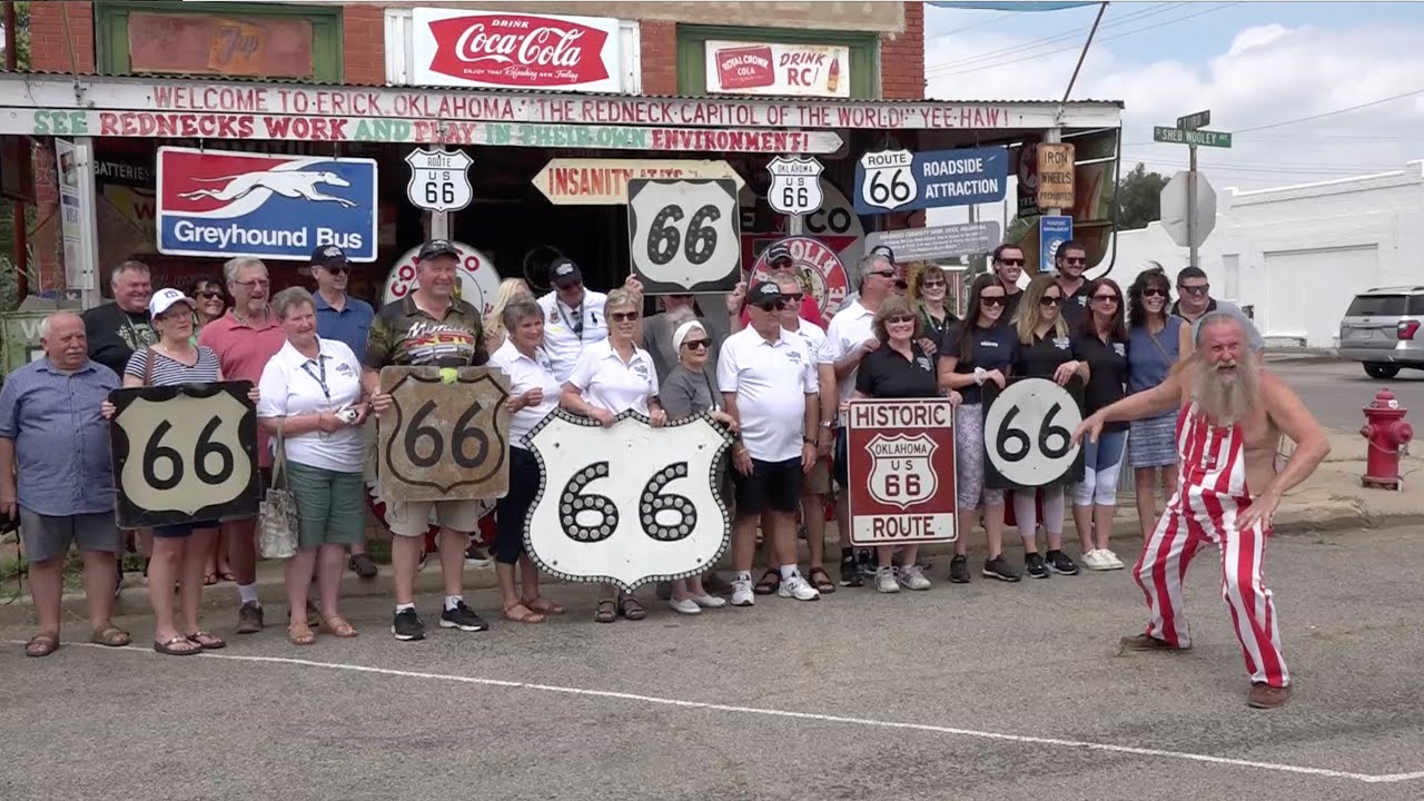 Fletch's Highlights of Shannons Route 66 Tour - Part 1: Classic Restos - Series 42