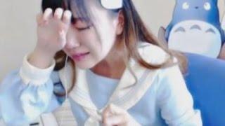 Eloise cry on stream