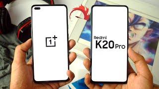 OnePlus Nord vs Redmi K20 Pro - SPEED TEST