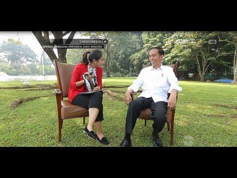Satu Indonesia Spesial Bersama Presiden Joko Widodo