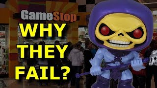 Why is GameStop FAILING? - Rant Video