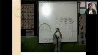Методическая разработка урока с использованием интерактивной доски