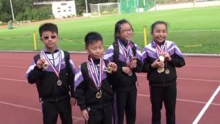 Publication Date: 2017-02-03 | Video Title: 真鐸學校 ~ 2017年陸運會 ~ 小四 ~ 何哲晞 Hig