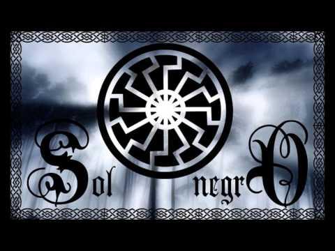 Sol Negro simbolo satanico que introducen en la vida