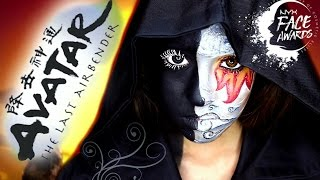 AVATAR the Last Airbender MAKEUP // NYX FACE AWARDS - Maddie Ryles
