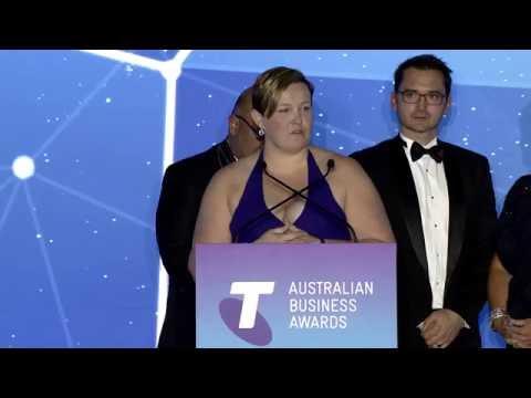 2016 Telstra ACT Charity Award Winner - Ronald McDonald House Canberra