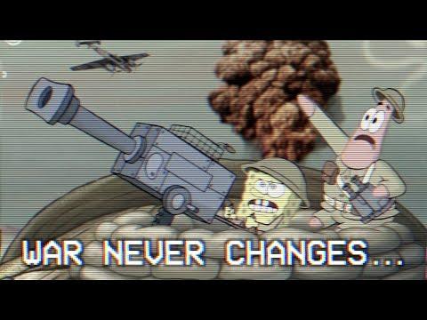 War Never Changes...