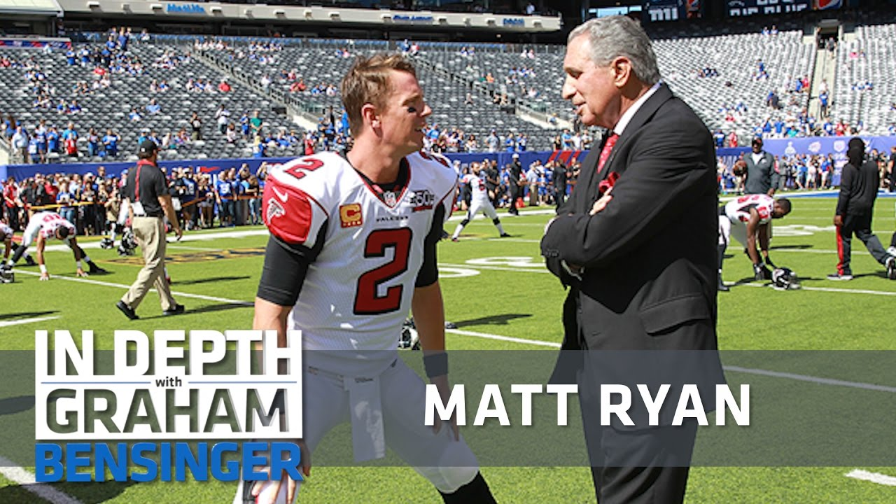 Matt Ryan On Frequent Texts From Falcons Owner Youtube