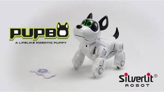 Silverlit Интерактивная Собака робот PupBo арт.88520