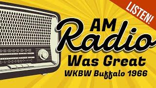 AM Radio (Mostly) Sucks. Listen to When It Was Great.