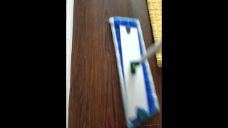 Cleaning Laminate with Norwex Mop!