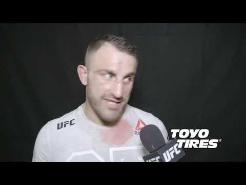UFC 232: Александр Волкановски - Я знал, что будет непросто
