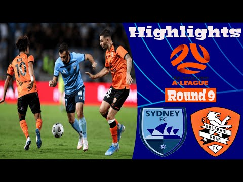 Sydney Brisbane Roar Goals And Highlights
