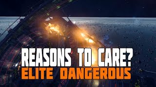 Elite Dangerous: The Story - Should We Care?