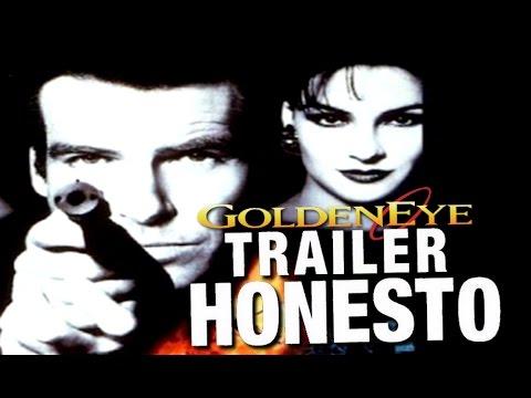 Trailer Honesto - 007 Goldeneye (Jogo) - Legendado