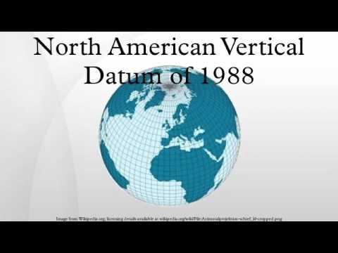 North American Vertical Datum of 1988