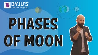 Why does the moon change shape - Moon Day Special by BYJU