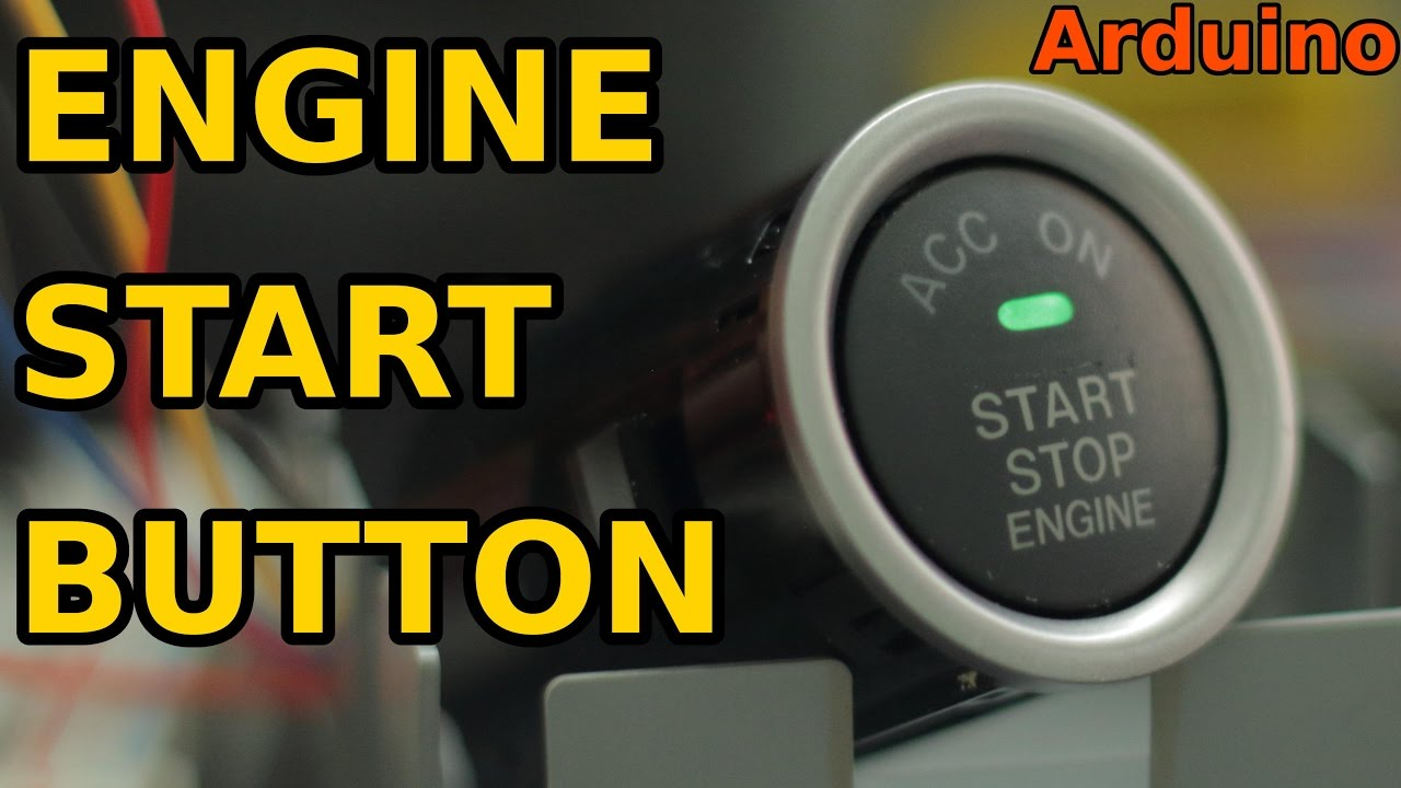 2000 F150 Wiring Diagram Overlapping Venn Sets Engine Start Button - Youtube