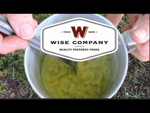 Wise Foods Review Creamy Pasta Rotini Youtube