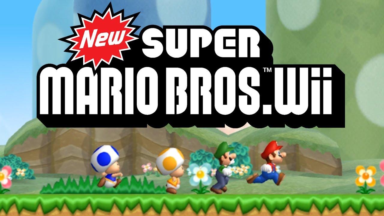 New super mario bros wii 2-castle 1 star coins / Bitcoin 6
