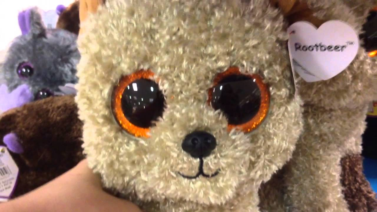 Old Beanie Boos With Sparkly Eyes! - YouTube e43af7f3bc9