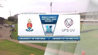 Varsity Football | Tuks v UFS | Highlights