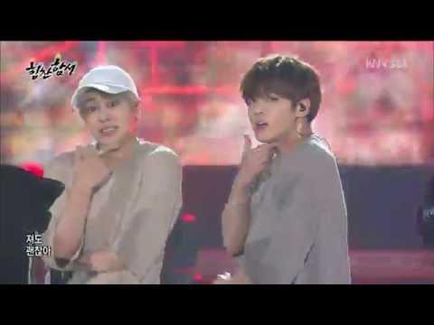 160927 BTS - FIRE (SBS 2018 Pyeongchang Winter Olympics Concert)