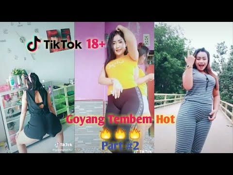 Tik Tok Goyang Tembem Hot 2020 Part#2