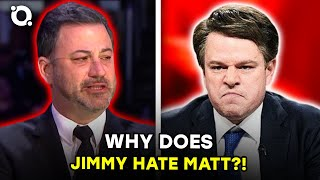 Jimmy Kimmel vs Matt Damon: The Full History Of Their Feud | ⭐OSSA