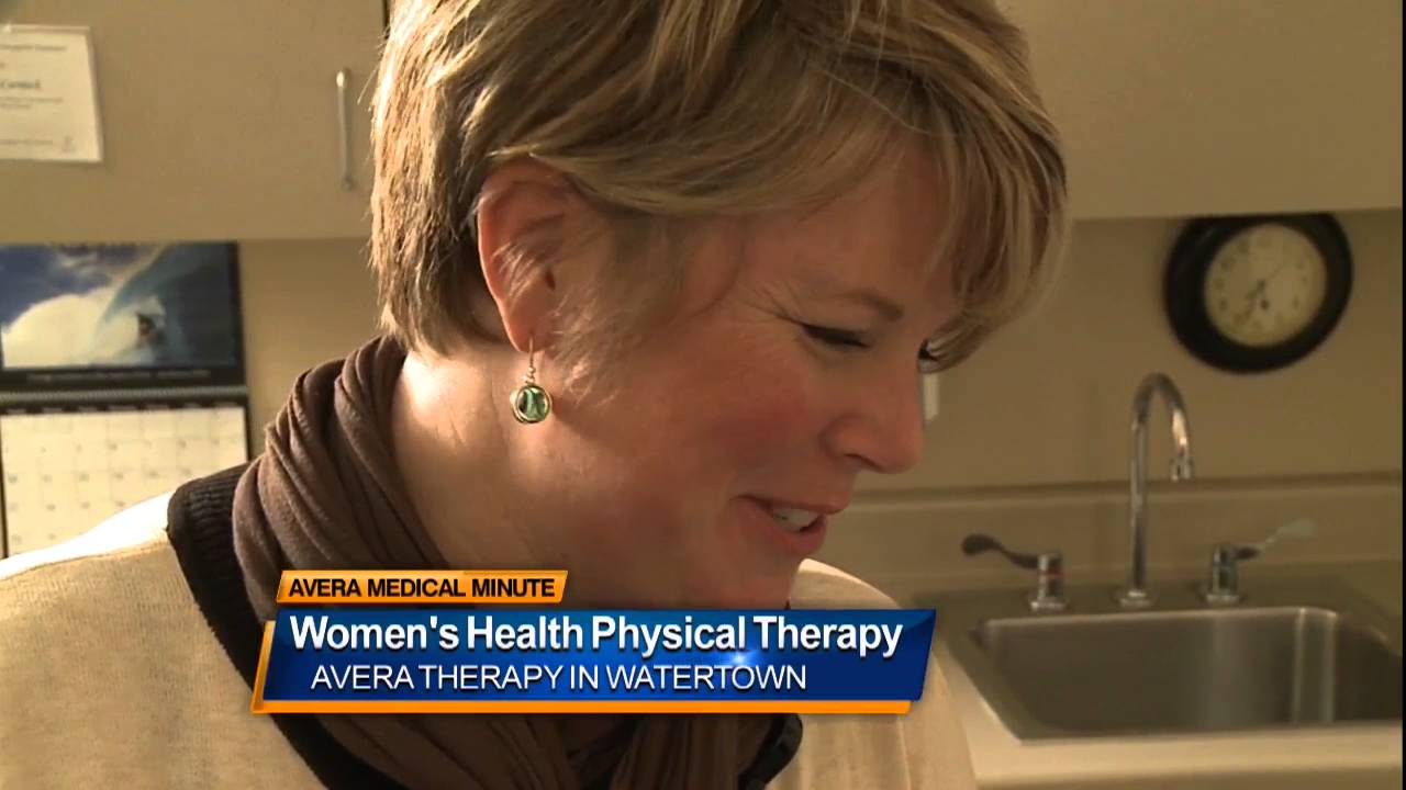 Health physical therapy womens - Women S Health Physical Therapy For Incontinence Medical Minute