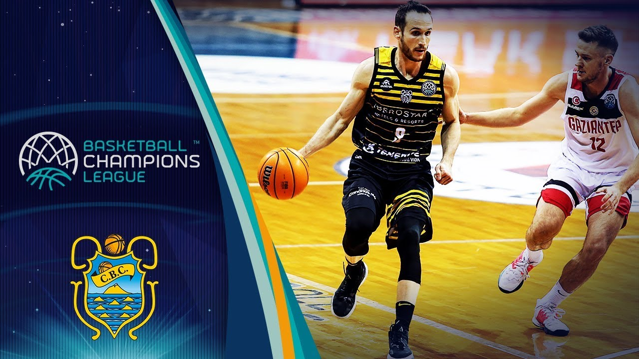 ALL-TIME assist record tied in #BasketballCL for Marcelinho Huertas!