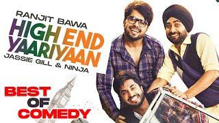 Best OF High End Yaariyan (Comedy Scenes) | Jassi Gill | Ranjit Bawa | Ninja | Speed Records