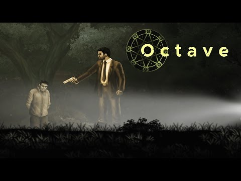 Octave - Side-Scrolling Indie Horror Game - Full Playthrough