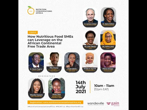 Nutrition Conversations Africa (NCAFRICA)