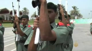 أرزاق- ضابط ميدان من الإمارات